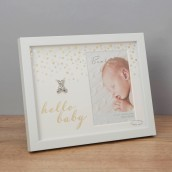 4  x 6    Bambino Photo Frame   Hello Baby