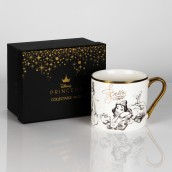 Disney Classic Collectable New Bone China Mug   Belle