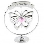Crystocraft For You Nan Ornament   Crystals From Swarovski