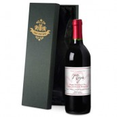 Personalised Valentine's Day Classic Red Wine