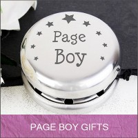 Page Boy Gifts