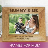 Engraved Photo Frames For Her