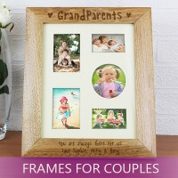 Engraved Photo Frames For Couples