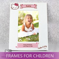Engraved Photo Frames For Children